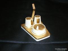 Antik asztali fűszertartó