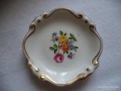 Gyűrű tálka Ilmenau porcelán