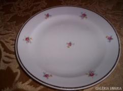 24 cm átm Zsolnay süteményes, lapos tányér