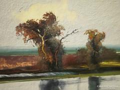 Ismeretlen festő (20.sz.második fele) - Naplemente