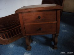 Biedermeier szobabútor 5 db-os