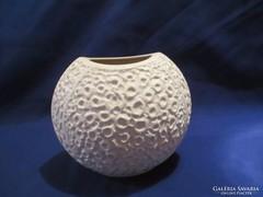 06.31 ig. Henrich Bavaria különleges mintájú váza A052