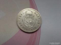 1891 ezüst 1 Forint,ritka szép darab