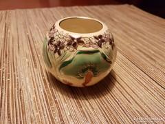 Zsolnay ginkgo biloba váza