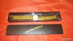 Juweller - edition női karóra dobozában