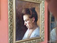 Rudnay o.v. portré