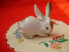 Zsolnay húsvéti nyuszi,nyúl