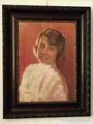 Fried Pál Portré