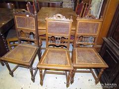 Antik neoreneszánsz  szék