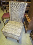 Gyékény székek