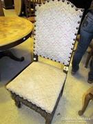 Rusztik székek 4db