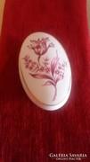 Hollóházi kézzel festett porcelán bonbonier