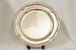 Gyönyörű ezüst tálca