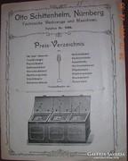 ÁRJEGYZÉK 1912-ből