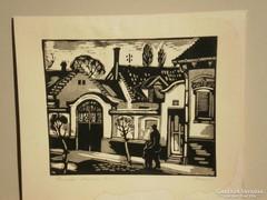 Alexin Andor (1921-) : Orosházi részlet