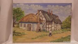 M.Nagy festmény