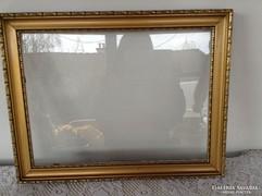 Vágható üvegezett képkeret falc:30x40 cm