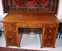 Biedermeier férfi íróasztal