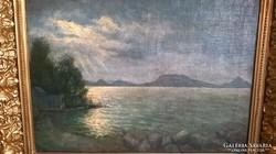 Halvax Gyula: Balaton