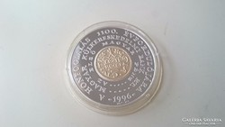 A honfoglalás 1100. Évfordulójára 1996. MKB. 0.925