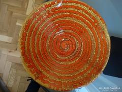 Gorka tál, 29 cm átmérőjű