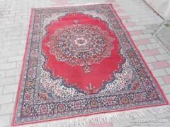 Perzsa szőnyeg.Kézi csomózású.