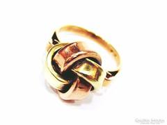 Arany női gyűrű  (Szeg-Au65816)