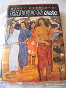 Gauguin élete könyv eladó!