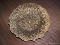 Antik osztrák kerámia tányér