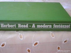 Herbert Read A modern festészet könyv eladó!