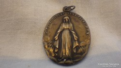 Vallásos medál 1924