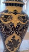 Wallendorf váza echte cobald