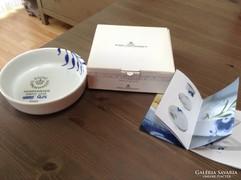 Royal Copenhagen dán porcelán tál dobozában