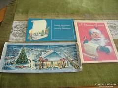 Karácsonyi jókívánságok, a Mikulás kis segítője, Kar