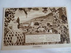 Badacsonyi képeslap