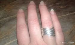 5 részes 925-ös jelzett ezüstgyűrű ezüst gyűrű
