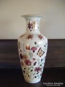 Zsolnay Pillangó mintás nagy váza