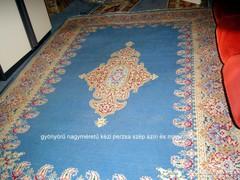 Nagyméretű csodás kézi perzsa szőnyeg 300x200 cm.-tisztítva
