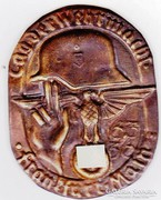 Véderő emlékplakett 1936