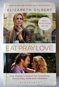 Elizabeth Gilbert: Eat Pray Love. Eredeti angol nyelven