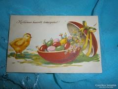 Antik húsvéti képeslap 1934 év