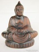 Buddha 25 cm-es kerámia szobor