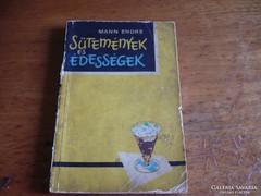 Sütemények és édességek 1965