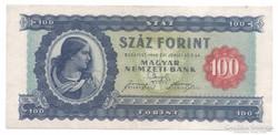 100 Forint 1946  Bomba jó áron!!!