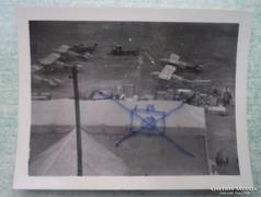 1941,- a Mackó és Puma repülőszázad.