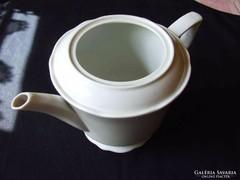 Zsolnay régi teás kiöntő