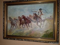 Viski Festmény