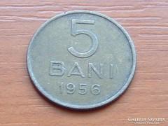 ROMÁNIA 5 BANI 1956