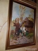 Mészöly Festmény