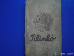 Tilinkó,bibliofil kiadás,1939.